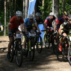 22. Tallinna Rattamaraton - Mirko Põldma (11), Tarmo Neemela (23)