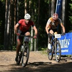 22. Tallinna Rattamaraton - Markus Vähi (54), Siim Ojaver (164)
