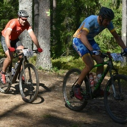 22. Tallinna Rattamaraton - Helmet Tamkõrv (49), Rainer Pungar (101)