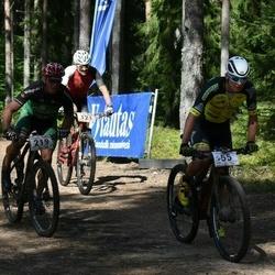 22. Tallinna Rattamaraton - Mihkel Kalja (55), Margus Kaupmees (219)