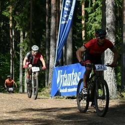 22. Tallinna Rattamaraton - Rene Pajus (122), Karmo Keerd (331)