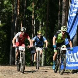 22. Tallinna Rattamaraton - Meelis Luiks (159), Rivo Reila (194), Janno Idavain (195)