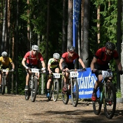 22. Tallinna Rattamaraton - Kaspar Kõiv (155), Kätlin Kukk (197), Maris Lillep (297)
