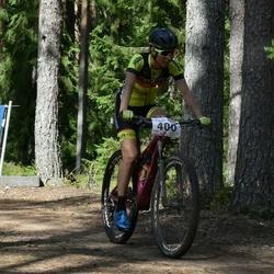 22. Tallinna Rattamaraton - Agnes Kukk (400)