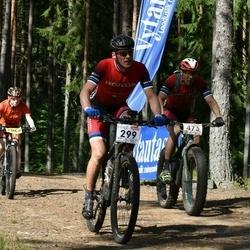 22. Tallinna Rattamaraton - Veiko Kalliste (299), Kaido Vanaveski (473)