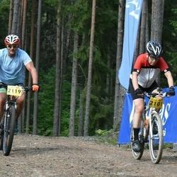 22. Tallinna Rattamaraton - Raul Veesalu (2101), Rao Holtsmeier (2119)