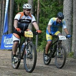 22. Tallinna Rattamaraton - Rauno Pohlak (341), Meelis Rüütli (2066)
