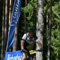 22. Tallinna Rattamaraton - Jüri Fjodorov (2081)