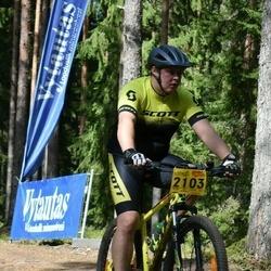 22. Tallinna Rattamaraton - Janek Kornõsev (2103)
