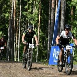 22. Tallinna Rattamaraton - Jüri Sankman (442), Priit Maidla (657)