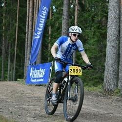 22. Tallinna Rattamaraton - Jan Markus Tinno (2039)