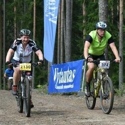 22. Tallinna Rattamaraton - Marius Mängel (574), Mariin Aava (2130)