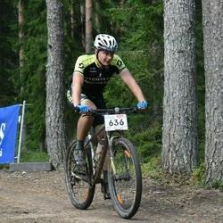 22. Tallinna Rattamaraton - Veiko Semjonov (636)