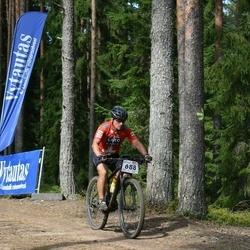 22. Tallinna Rattamaraton - Andres Veebel (688)