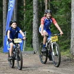 22. Tallinna Rattamaraton - Rivo Varep (2071), Jesper Varep (2109)