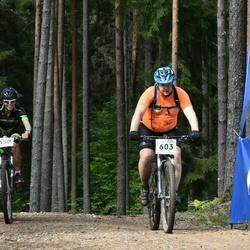 22. Tallinna Rattamaraton - Martin Aalmann (603)
