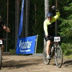 22. Tallinna Rattamaraton - Keijo Kuusk (348), Taaro Niin (616)