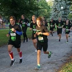 Nike Noortejooks (We Run Tallinn) - Andre Peterson (88), Mark Sovtsa (111), Lars Sebastian Antoniak (217), Anton-Theo Girlin (223), Kert Pallo (537), Aleksandr Grigorenko (1466)