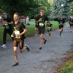 Nike Noortejooks (We Run Tallinn) - Oskar Johannes Laht (72), Rasmus Käsper (92), Laur Välja (194), Vihur Annok (195), Vitalii Grigorev (1001)