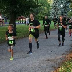 Nike Noortejooks (We Run Tallinn) - Oskar Johannes Laht (72), Laur Välja (194)
