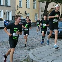 Nike Noortejooks (We Run Tallinn) - Karl Perens (54), Christopher Christjan Lään (64)