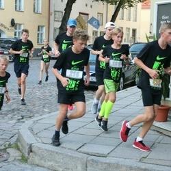 Nike Noortejooks (We Run Tallinn) - Birk Parvelt (216), Jakob Aus (281), Robert Kompus (435)