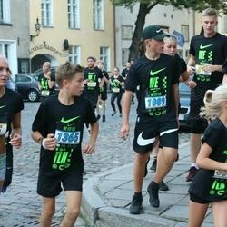 Nike Noortejooks (We Run Tallinn) - Anneli Kuldkepp (845), Arseni Tšurdaljov (1365)