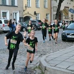 Nike Noortejooks (We Run Tallinn) - Adeele Neitsov (3041), Lennart Georg Kalind (3515)