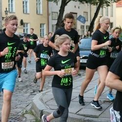 Nike Noortejooks (We Run Tallinn) - Anna Ovtsinnikova (882), Hans Thor Hiob (3254)