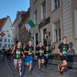 Nike Noortejooks (We Run Tallinn) - Anna-Maria Semjonova (251), Kennert Linamaa (1189)