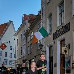 Nike Noortejooks (We Run Tallinn) - Anastasia Sivovol (999), Markus Grünthal (3269)