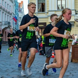 Nike Noortejooks (We Run Tallinn) - Rene Ron Vest (117), Meril Adeela Alev (414), Artur Djatšuk (979)