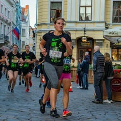 Nike Noortejooks (We Run Tallinn) - Brita Rannamets (239), Erika Bugrova (1829)