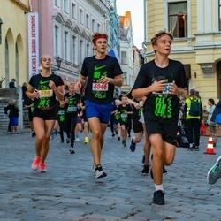 Nike Noortejooks (We Run Tallinn) - Anita Gudovskaja (588), Kristjan Uriko (4046)