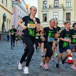 Nike Noortejooks (We Run Tallinn) - Anni Heikkilä (458), Gerda Maria Antonova (2000)