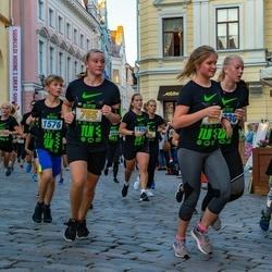Nike Noortejooks (We Run Tallinn) - Birgit Joll (755), Alexander Inno (1576)