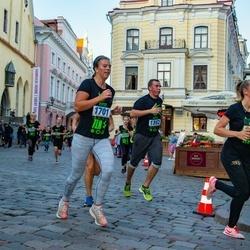 Nike Noortejooks (We Run Tallinn) - Andre Kuslapuu (1352), Liisa Uibo (1701)