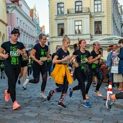 Nike Noortejooks (We Run Tallinn) - Aleksandra Iljina (2713), Kristi Plank (3394)