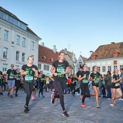 Nike Noortejooks (We Run Tallinn) - Hanna-Liisa Valgi (1837), Berit Hiie (1990)