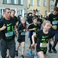 Nike Noortejooks (We Run Tallinn) - Luisa Tamla (541), Andre Kuslapuu (1352)
