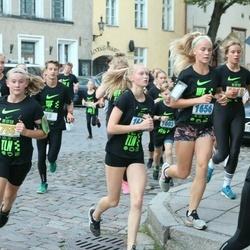 Nike Noortejooks (We Run Tallinn) - Birgit Joll (755), Noora Liisa Ader (1656)