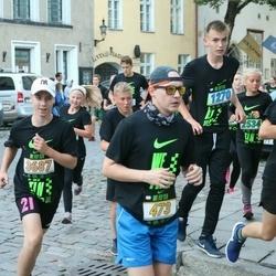 Nike Noortejooks (We Run Tallinn) - Arkadii Rozhdestvenskii (473), Tristjan Jaanson (3687)