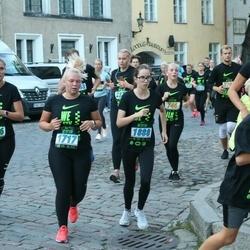 Nike Noortejooks (We Run Tallinn) - Vaidika Viljat (1717), Jessica Kalmõkov (1888), Brenda Jaup (2766)