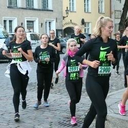 Nike Noortejooks (We Run Tallinn) - Greta Kuus (2691), Anastasija Dorošenko (3960)