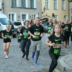 Nike Noortejooks (We Run Tallinn) - Ago Kobrusepa (849), Valeria Kossobutskaja (2185), Lisett Klement (2631), Birgit Hermat (2936), Ruslan Novoselov (3091), Marie Sofie Einama (3816)