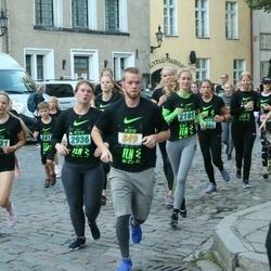 Nike Noortejooks (We Run Tallinn) - Ago Kobrusepa (849), Valeria Kossobutskaja (2185), Birgit Hermat (2936)