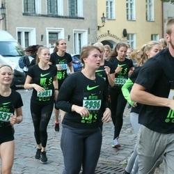 Nike Noortejooks (We Run Tallinn) - Ago Kobrusepa (849), Hanna Grete Rebane (2355), Lisett Klement (2631), Triinu Amboja (2881), Birgit Hermat (2936)