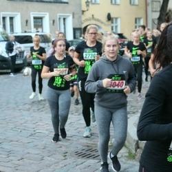 Nike Noortejooks (We Run Tallinn) - Janne Laanmets (2730), Mari-Liis Nõgel (3629), Christine Sallo (4040)