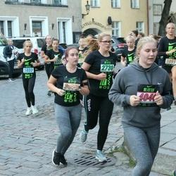 Nike Noortejooks (We Run Tallinn) - Alissia Sepa (1033), Janne Laanmets (2730), Christine Sallo (4040)