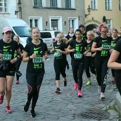 Nike Noortejooks (We Run Tallinn) - Annabel Malv (2001), Raili Stina Reidla (2989)